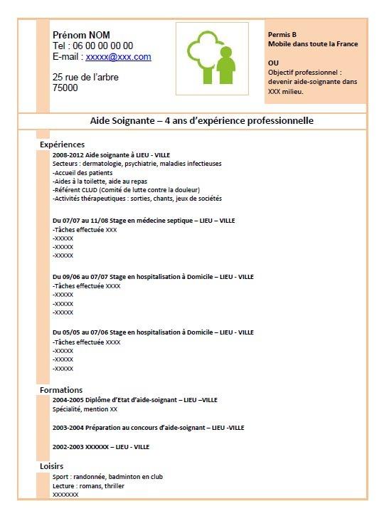 exemple de cv  u00e9tudiant sans exp u00e9rience professionnelle pdf