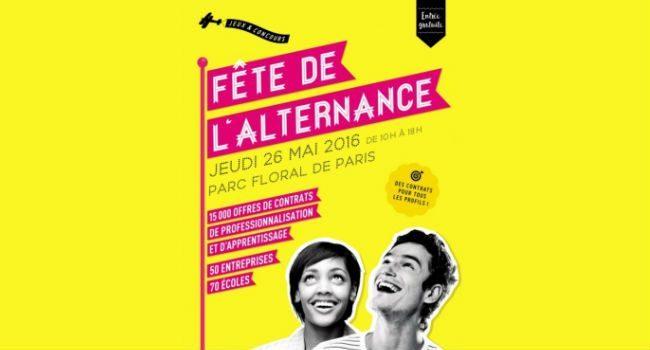 Actualit s emploi alternance for Salon de l alternance paris