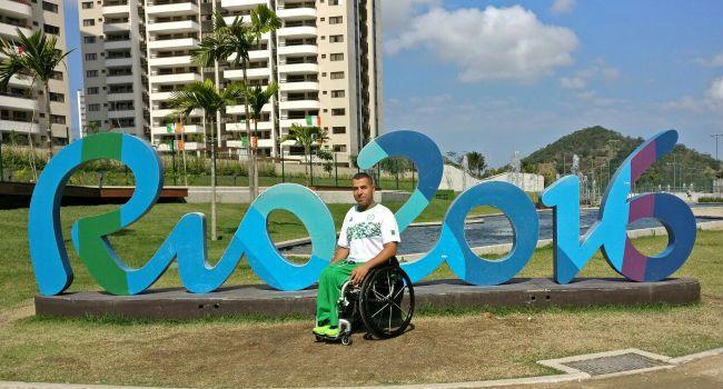 Djamal Hamache, champion de la finance et de basket-fauteuil